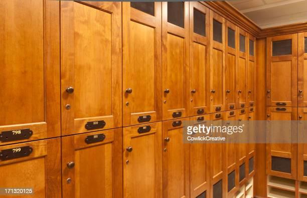 Country Club Locker Room