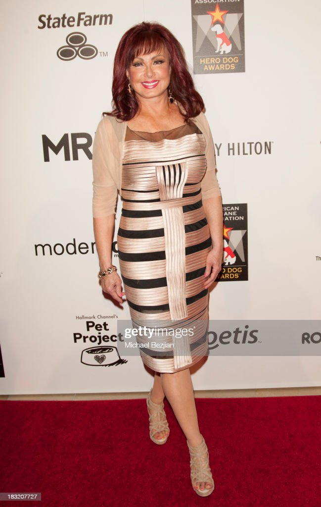 Country music artist <a gi-track='captionPersonalityLinkClicked' href=/galleries/search?phrase=Naomi+Judd&family=editorial&specificpeople=206795 ng-click='$event.stopPropagation()'>Naomi Judd</a> arrives at the 3rd Annual American Humane Association Hero Dog Awards at The Beverly Hilton Hotel on October 5, 2013 in Beverly Hills, California.