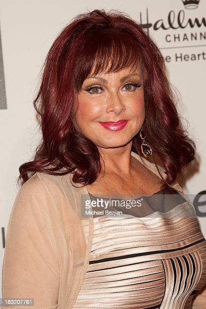 Country music artist Naomi Judd arrives at the 3rd Annual American Humane Association Hero Dog Awards at The Beverly Hilton Hotel on October 5 2013...