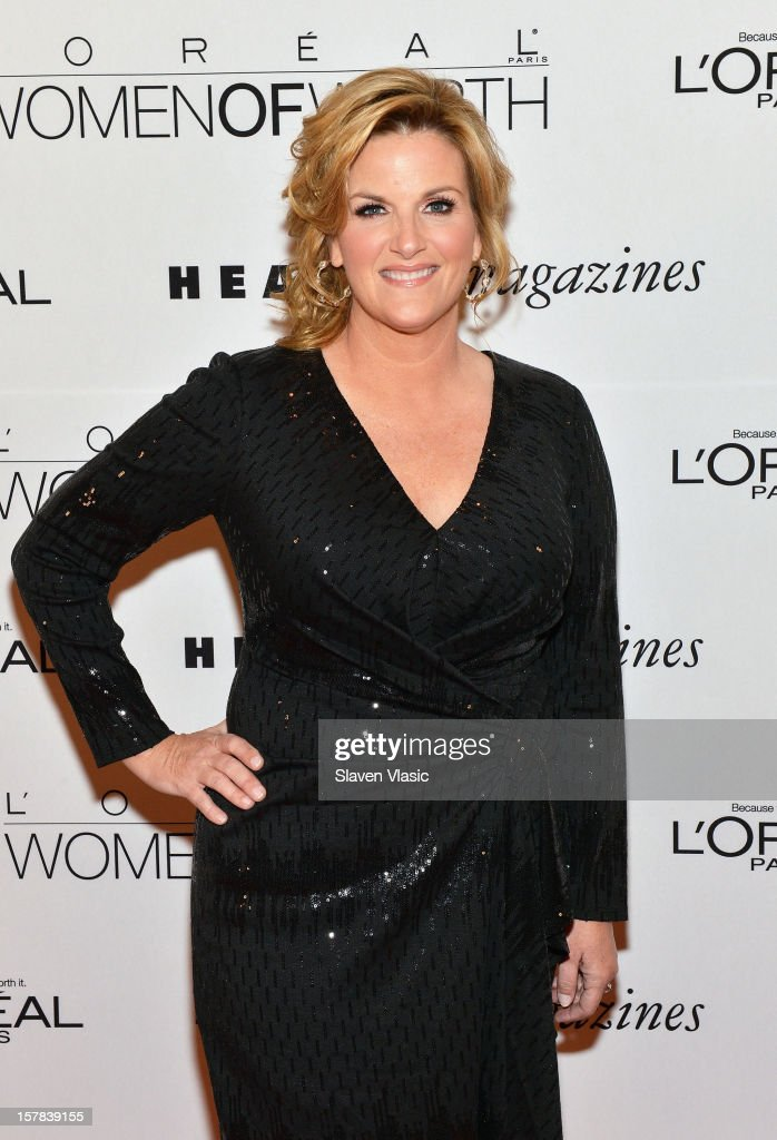 Country music artist Trisha Yearwood attends Seventh Annual Women Of Worth Awards at Hearst Tower on December 6, 2012 in New York City.
