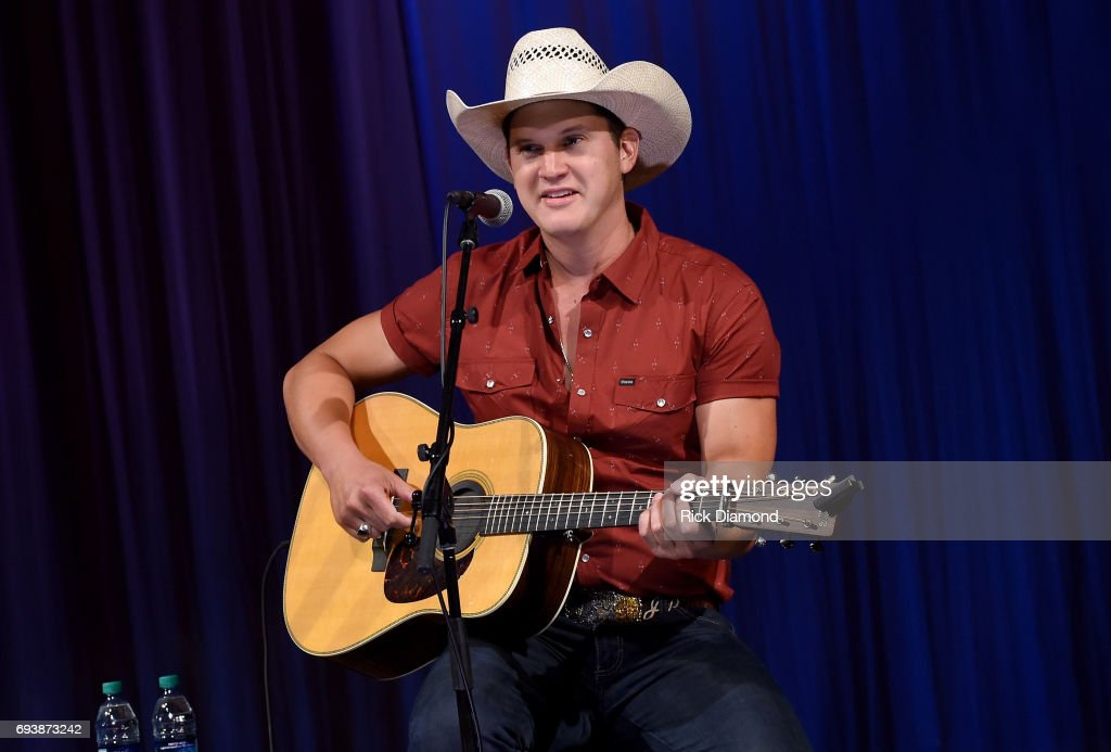 Country Music Hall of Fame and Museum Hosts Jon Pardi for Songwriter Session at Music Fest at the Hall
