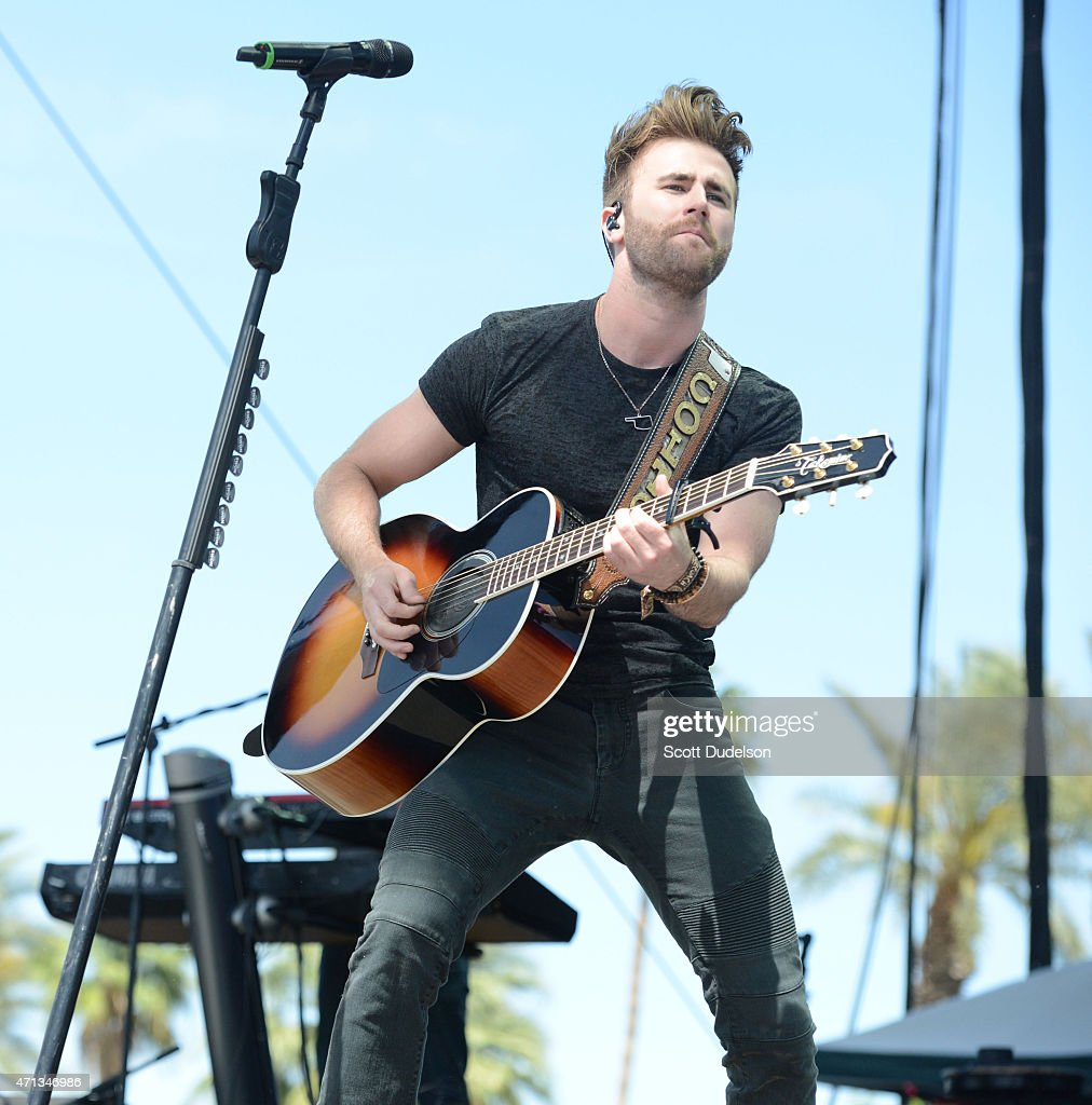 Country music singer colton swon of the swon brothers performs onstage