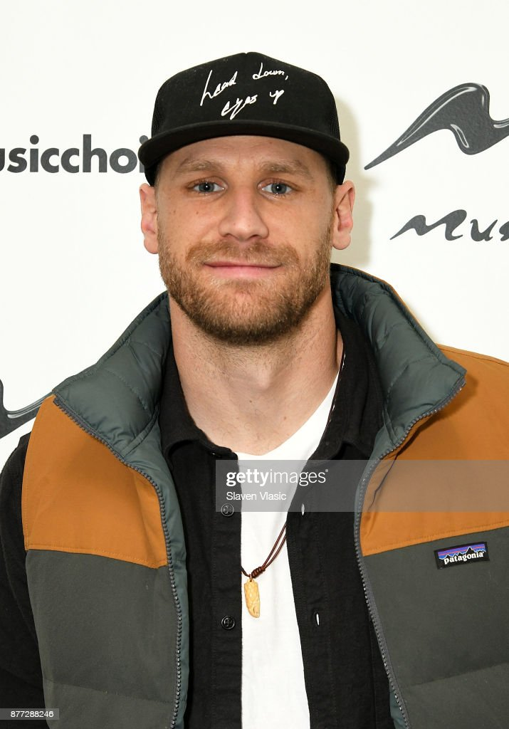 Chase Rice Visits Music Choice