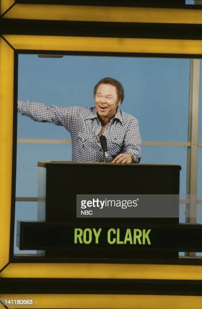 SQUARES Country Music Week Episode 55 Air Date Pictured Musician Roy Clark Photo by Null/NBCU Photo Bank