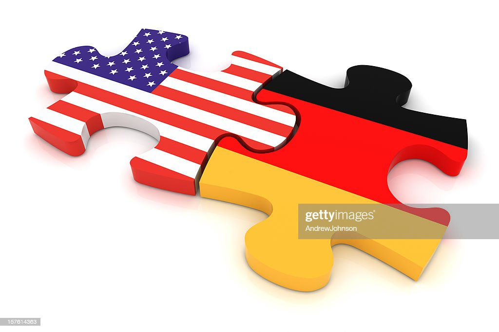 Country Puzzle Concept : Stockfoto