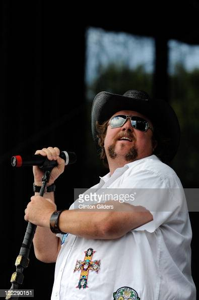 Country singer Colt Ford performs during day 2 of the CMT Music Festival at the Burl's Creek Family Event Park on August 27 2011 in Oro Station Canada