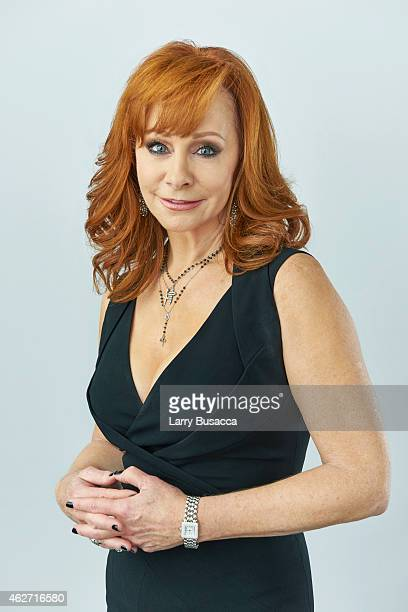 Country singer Reba McEntire poses for a portrait on December 15 2014 at Music City Center in Nashville Tennessee