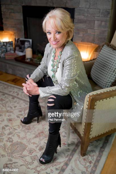 Country singer Tanya Tucker is photographed for Closer Weekly Magazine on July 18 2017 at home in Tennessee
