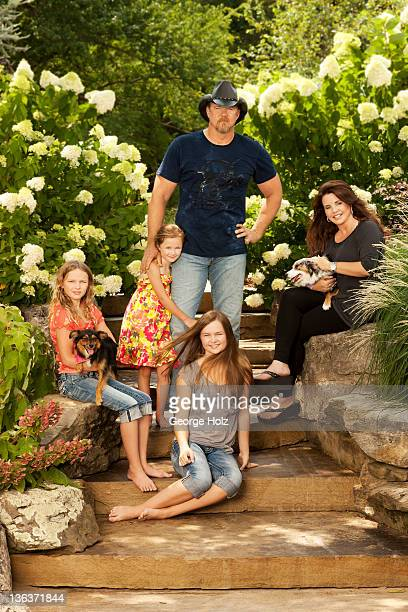 Country singer Trace Adkins is photographed for People Magazine on May 1 2011 in Nashville Tennessee ON EMBARGO UNTIL NOVEMBER 15 2011 PUBLISHED IMAGE
