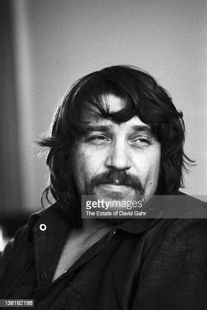 Country singer Waylon Jennings poses for a portrait in May 1974 in New York City New York