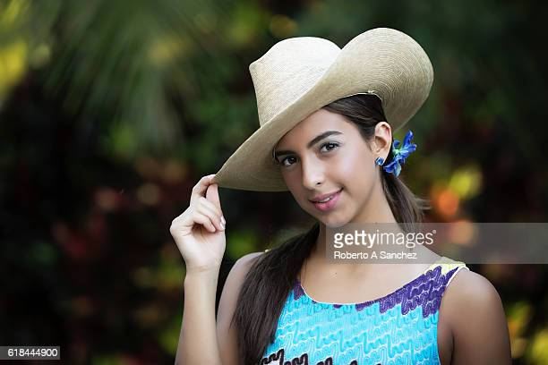 Country style teen