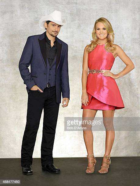 AWARDS Country superstars Brad Paisley and Carrie Underwood will be returning to host 'Country Music's Biggest Night' for the seventh consecutive...