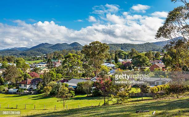 Country town Stroud Hunter region