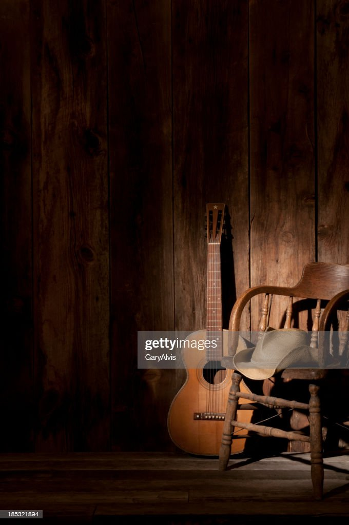 Country Western : Stock Photo