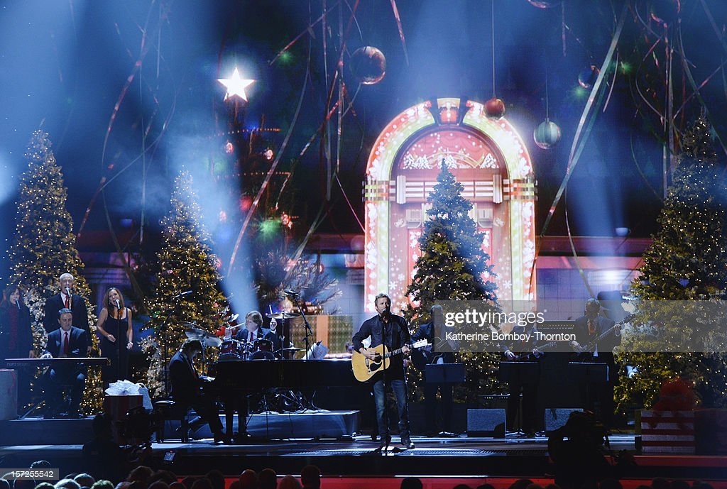 CHRISTMAS - Country's biggest stars are joining together to celebrate the holidays! For the third year, Sugarland's Jennifer Nettles will host the 'CMA Country Christmas' special, airing THURSDAY, DECEMBER 20 (9:00-11:00 p.m., ET), on ABC. DIERKS