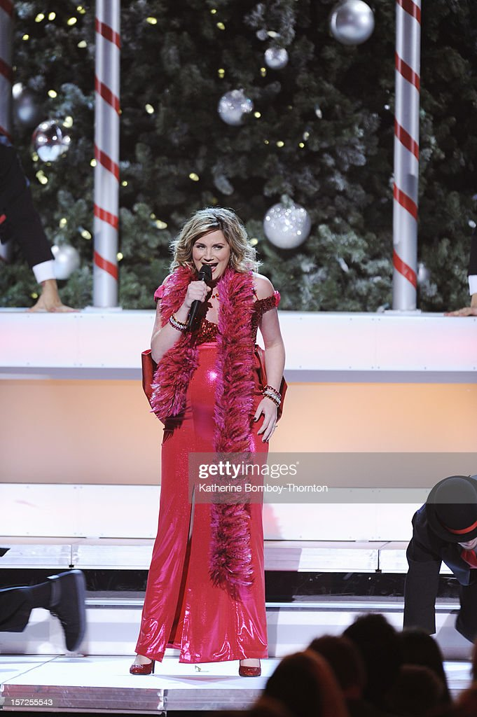CHRISTMAS - Country's biggest stars are joining together to celebrate the holidays! For the third year, Sugarland's Jennifer Nettles will host the 'CMA Country Christmas' special, airing THURSDAY, DECEMBER 20 (9:00-11:00 p.m., ET), on ABC. JENNIFER