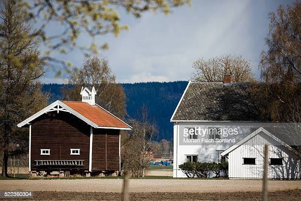 Countryside in Norway
