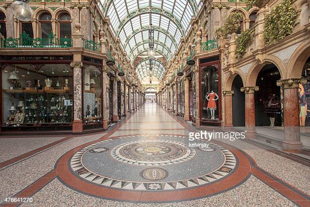 County Arcade in Leeds, West Yorkshire