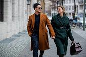 Street Style - Berlin - January 22, 2021