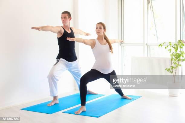 Paar-yoga