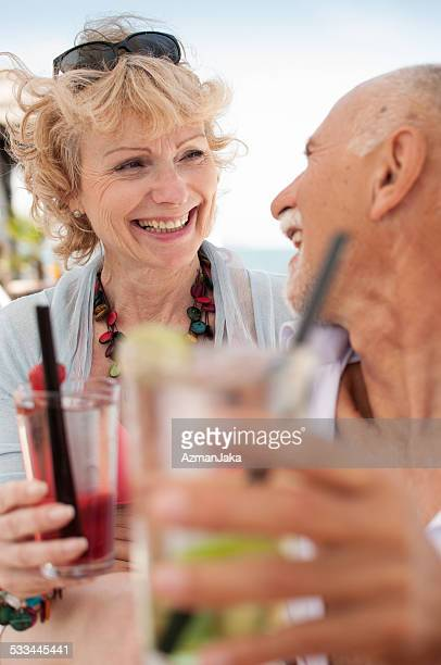 Couple Enjoying Vacations