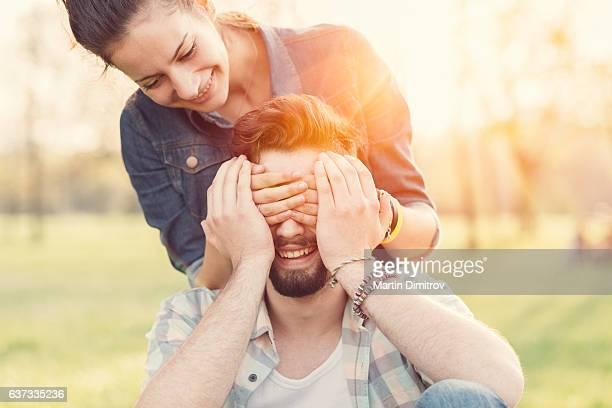 Couple happiness