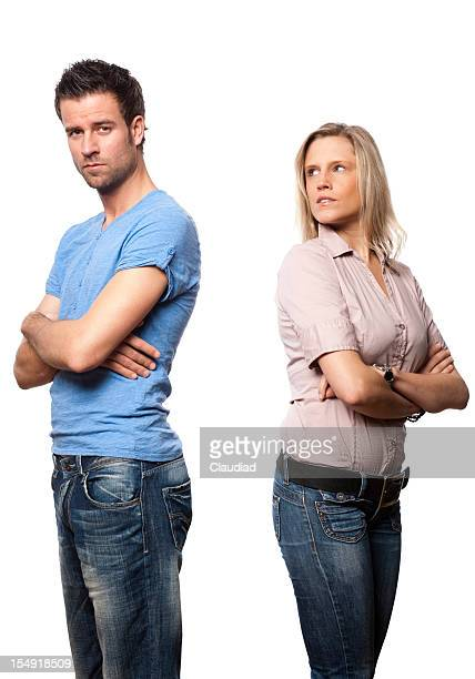 Couple has conflict