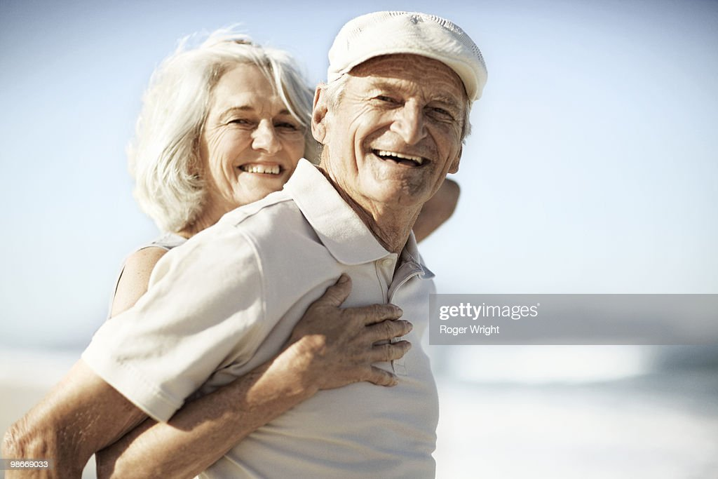couple hugging outdoor : Stock Photo