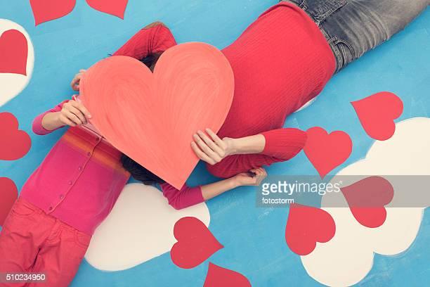 Paar im comic-Buch : In Liebe