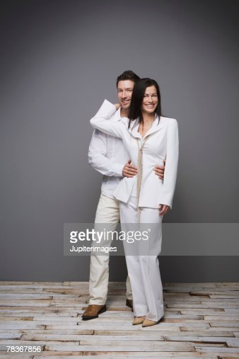 couple in intimate pose stock photo getty images