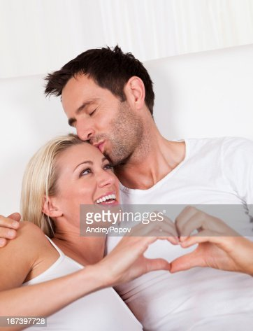 Couple in love : Stock Photo