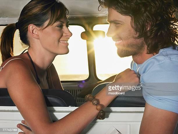 Couple in Van