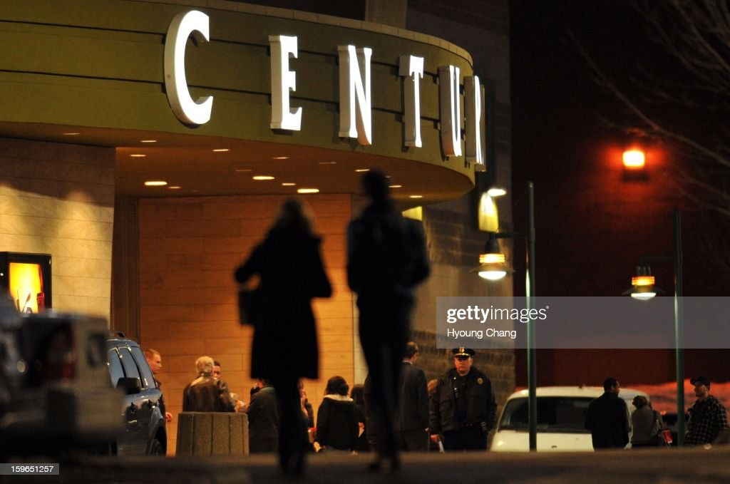 A couple is heading to the Century Aurora. The movie theater where a gunman killed 12 people and wounded dozens of others reopened with a private ceremony for victims, first responders and officials.