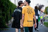 Street Style: June 17 - Milan Men's Fashion Week...