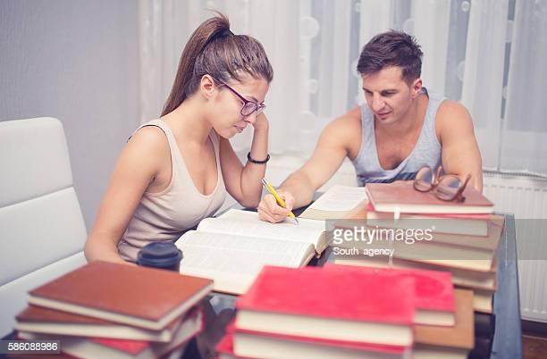 Couple lerning