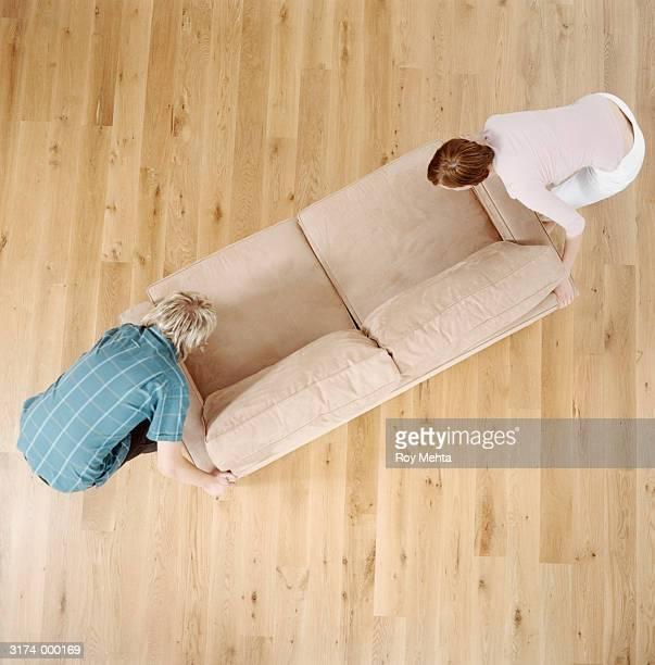 Couple Lifting Sofa
