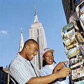 Sep 2003, New York City, New York, USA.