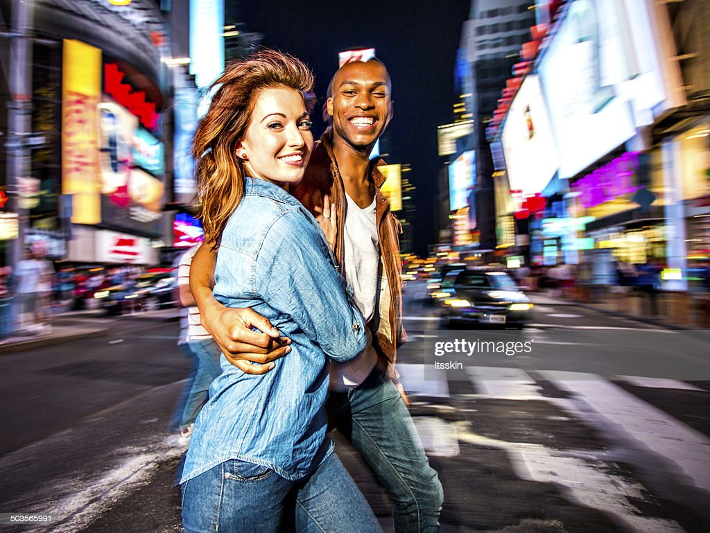 New york city ny interracial couples