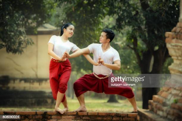 Couple of dance