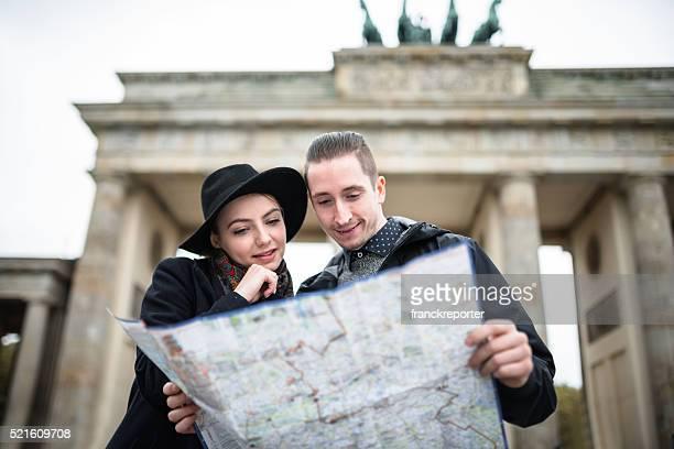いくつかの観光には、ベルリンリーティング観光マップ