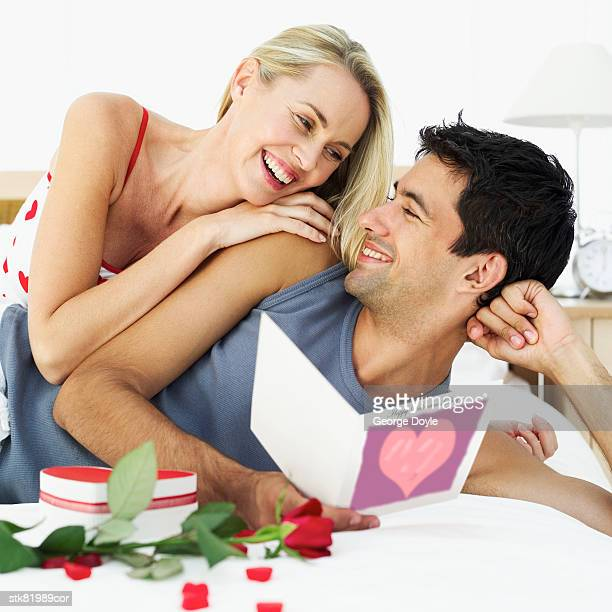 couple on valentine's day