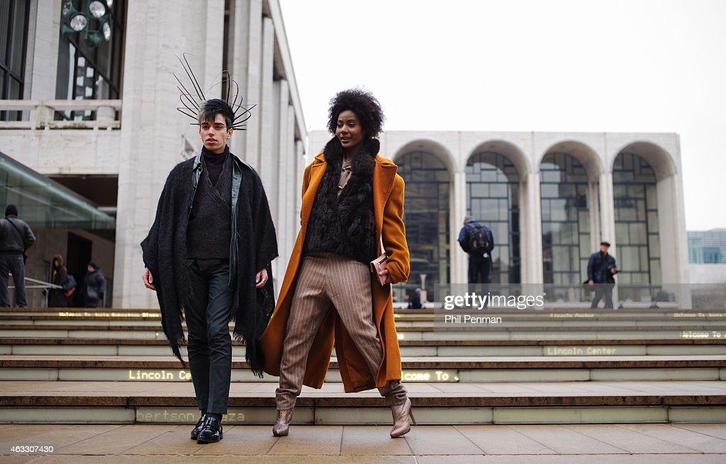 Manhattan 39 s lincoln center hosts mercedes benz fashion for Mercedes benz of manhattan new york city