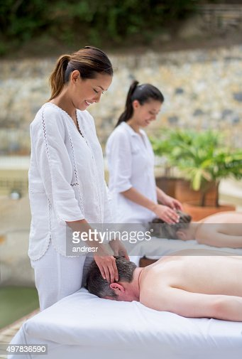 Nude asian couples stock photos and pictures getty images for Best spa for couples