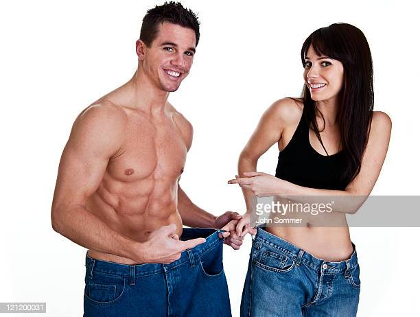 Couple that lost weight together