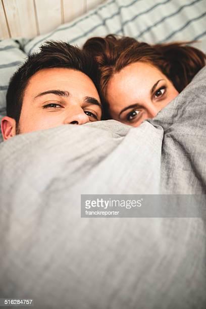 Casal União sob o Cobertor