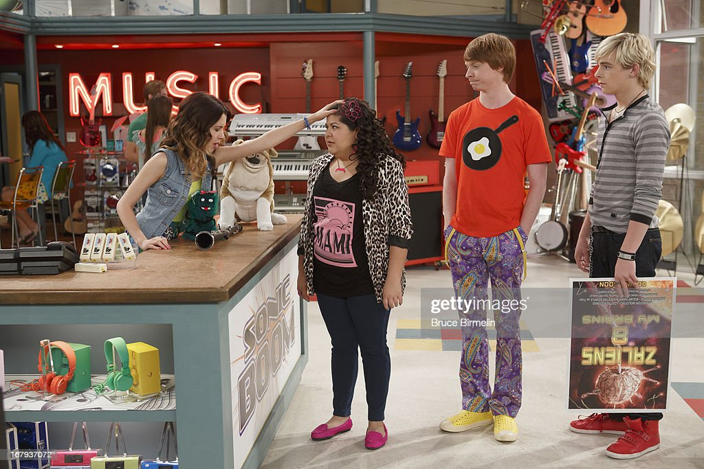 AUSTIN & ALLY - 'Couples & Careers' - When Austin & Ally decide to become an 'official couple,' they agree to separate their professional relationship from their personal relationship. This is much easier said than done when their dating ultimately impacts their song writing. This episode of 'Austin & Ally' airs SUNDAY, MAY 5 (8:30 PM - 9:00 PM ET/PT), on Disney Channel. LYNCH