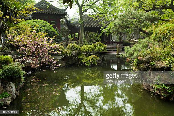 Couple's Retreat Garden is recognized with other classical Suzhou gardens as a UNESCO World Heritage Site The original garden was built by Lu Jin...