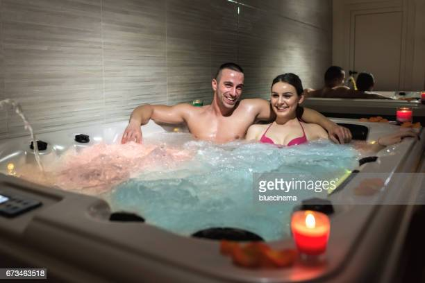 Couple's wellness day