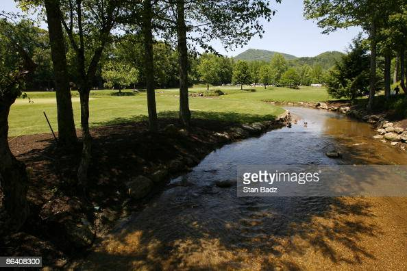 A course scenic during the fourth and final round of the BMW Charity ProAm at The Cliffs held on The Cliffs Valley course in Travelers Rest South...