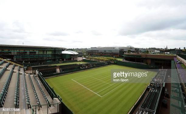 Court 18 Jour 2 Wimbledon 2011 Londres